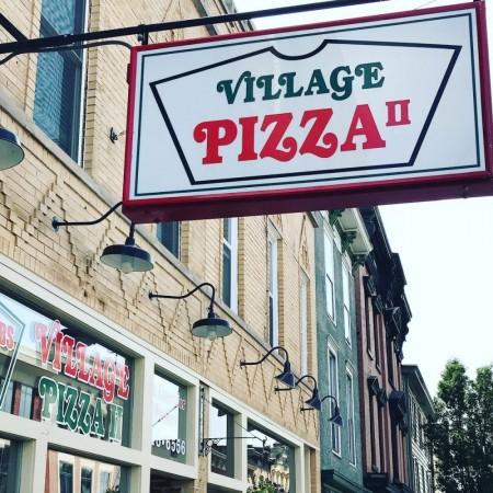 Village Pizza II in Catskill