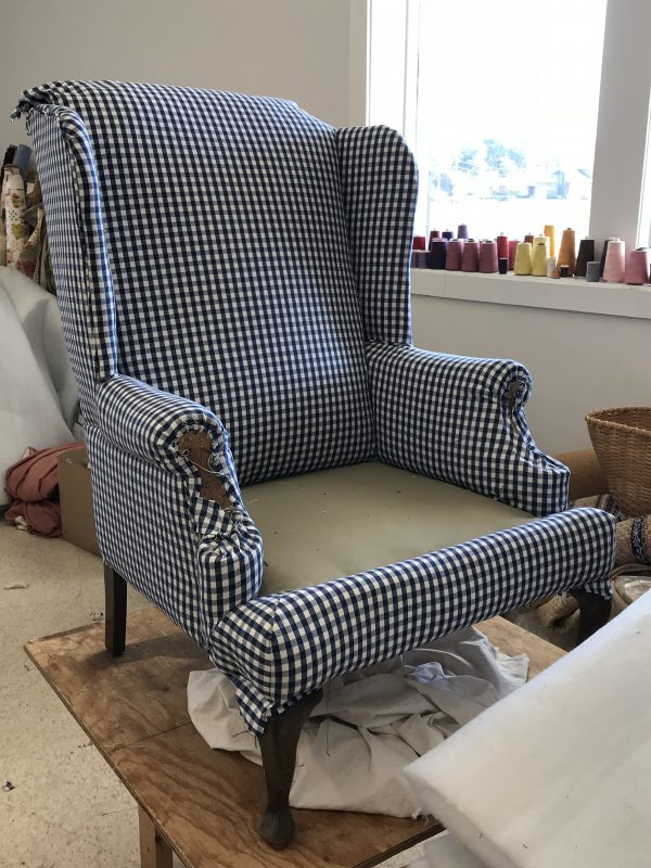 The Sewing Rooms Workshop Greenville NY Chair
