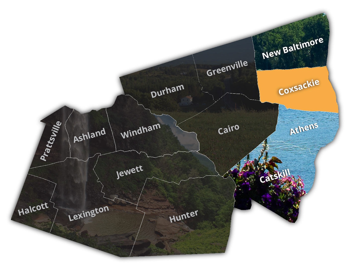 Coxsackie in Greene County