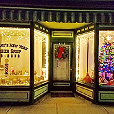 DiStefano's New York Barber Shop in Catskill