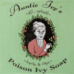 Auntie Ivy Poison Ivy Soap in Earlton