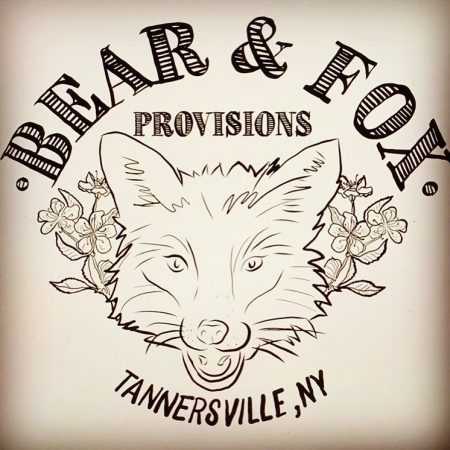Bear and Fox Provisions in Tannersville