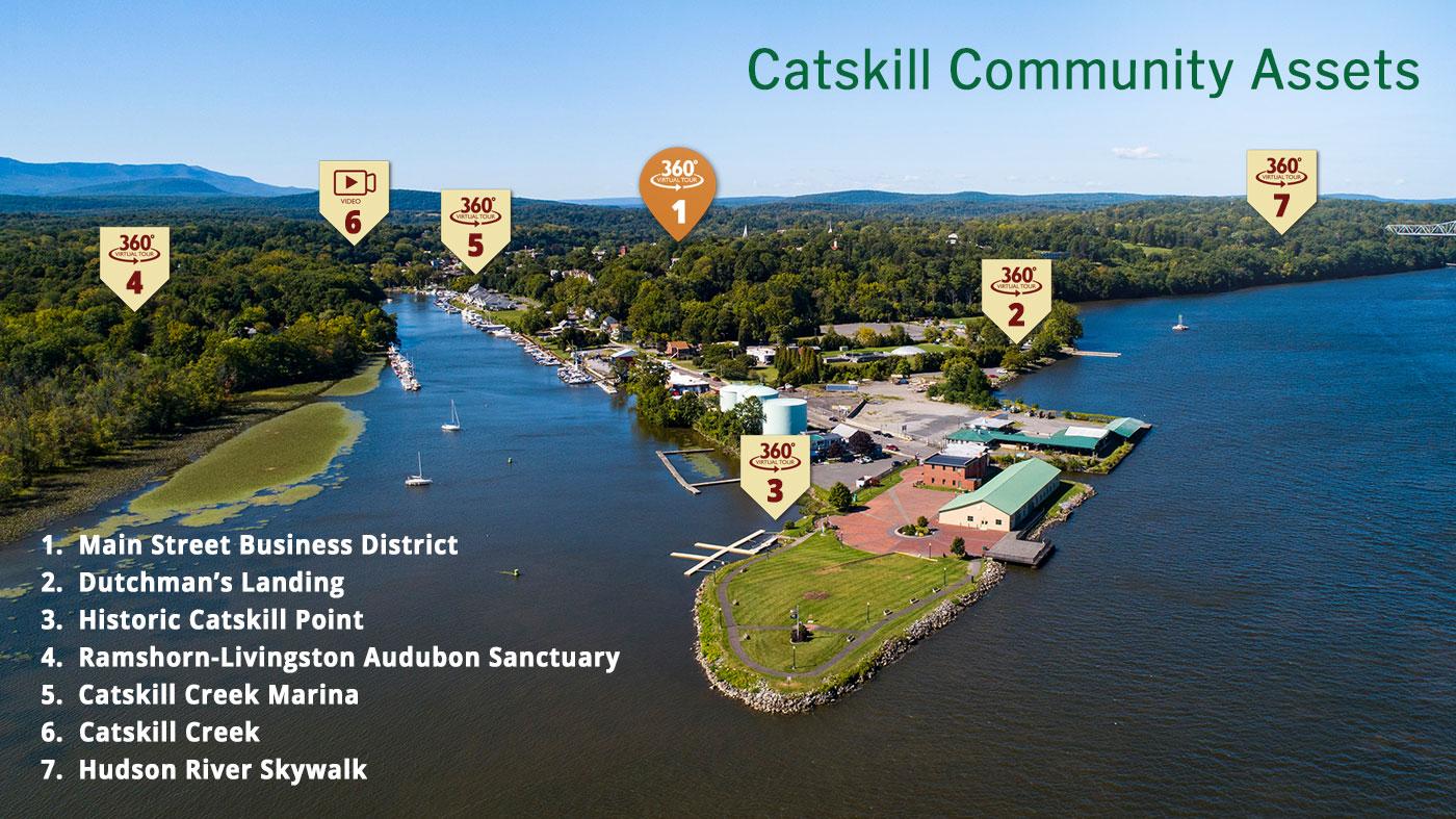 Tour Catskill Businesses