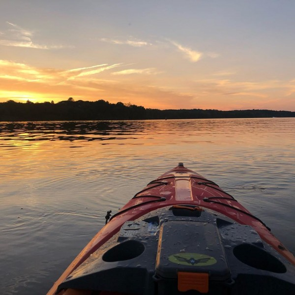 Kayaking in Greene County