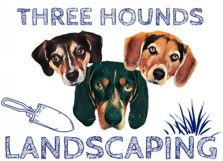Three Hounds Landscaping in