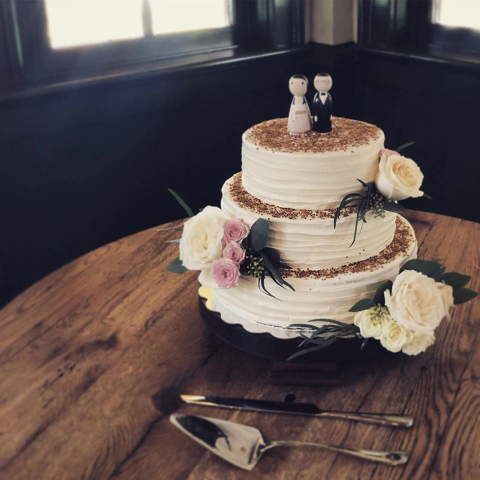 Wedding Cake in Catskill, New York - Greene County