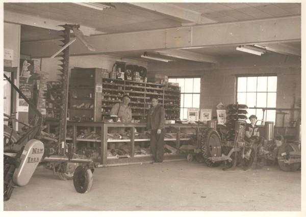 Max S. Wood Equipment