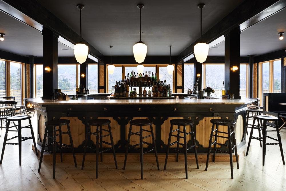 Prospect Bar on Hunter Mountain