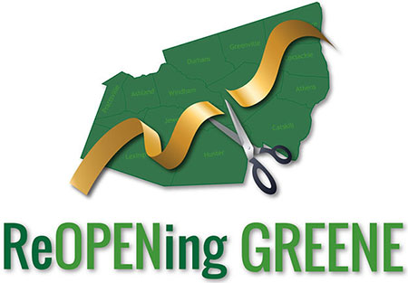 Reopening Greene County