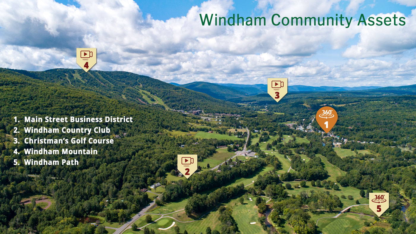 Windham Community Assets
