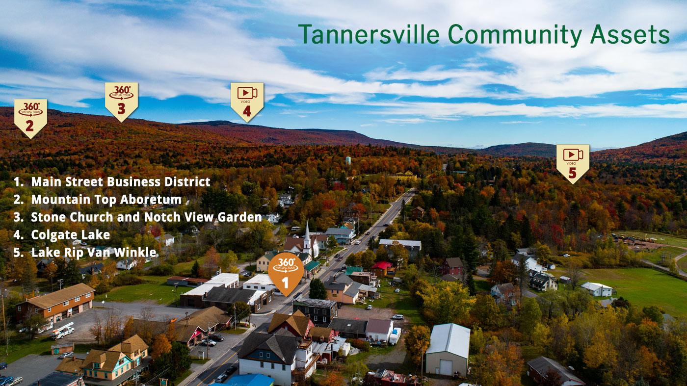 Tannersville Community Assets