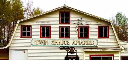 Twin Spruce Apiary Gift Shop in Coxsackie