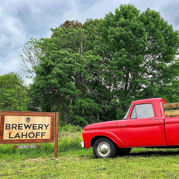 Brewery LaHoff entrance