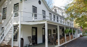 Glen Falls House: Revitalization Creates a 4-Season Destination in Round Top, NY