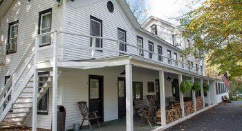 Glen Falls House: Revitalization Creates a 4-Season Destination in Round Top, NY