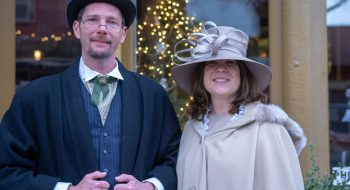 Celebrating Community, Connecting with New Customers: The Athens Victorian Stroll