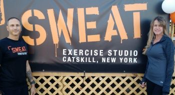 Creating a Fitness & Wellness Destination in Catskill, NY – SWEAT Exercise Studio
