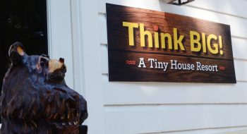 Tiny is the New Huge! Think BIG - a Tiny House Resort in South Cairo, NY